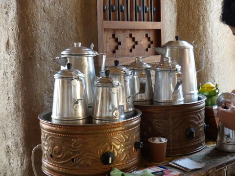 Oman-Oman-Kaffee-Tradition