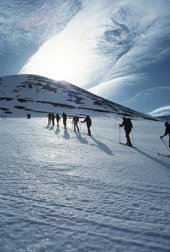 Halbinsel Kola - skitouren