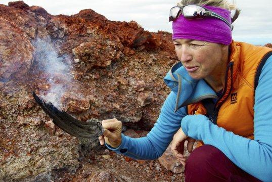 Vulkanismus hautnah erleben