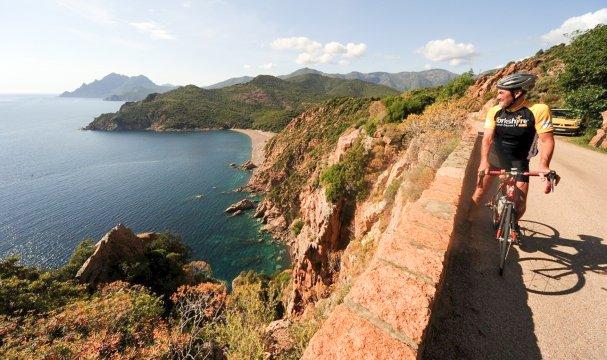 Rennrad Korsika 2