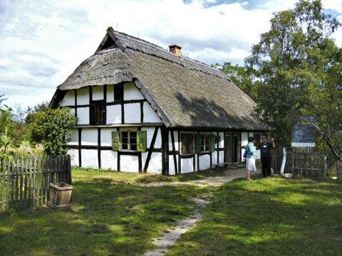 Freilichtmuseum Kluki (Klucken)