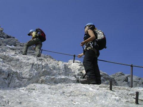 Alpspitze Klettersteig 7