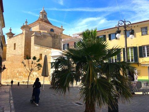 Altstadt Maó
