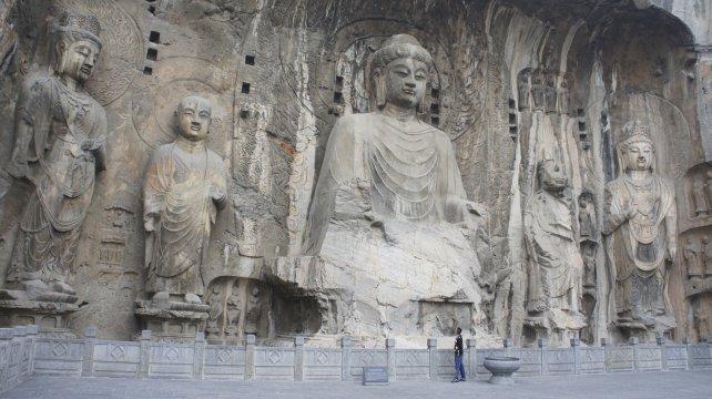 Luoyang Longmen Grotten