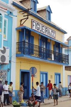 Sao Vicente Rua de Praia