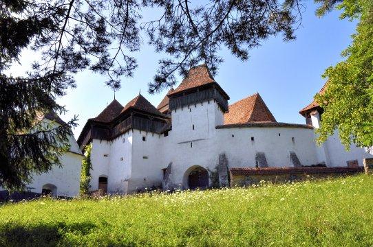 Kirchenburg in Siebenbuergen