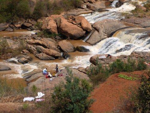 Madagaskar-reissender-Fluss