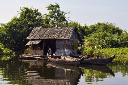 Kambodscha Tonle Sap_2