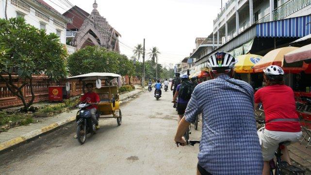 Nahe Battambang