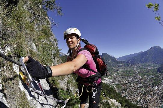 Klettersteige Amicizia Leitern_2