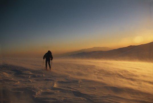 Skitour in den Südkarpaten 2