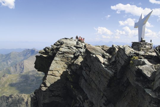Monte Viso Gipfelkreuz_2