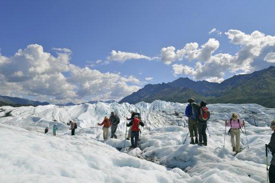 Matanuska Gletscher Wanderung_2