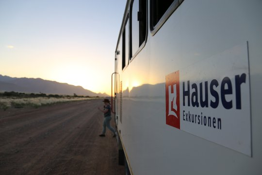 Namibia-Hauser-Truck