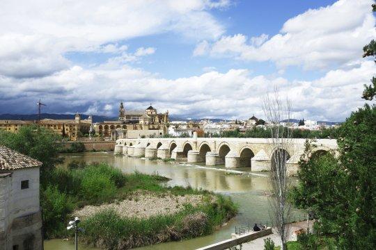 Blick über Córdoba