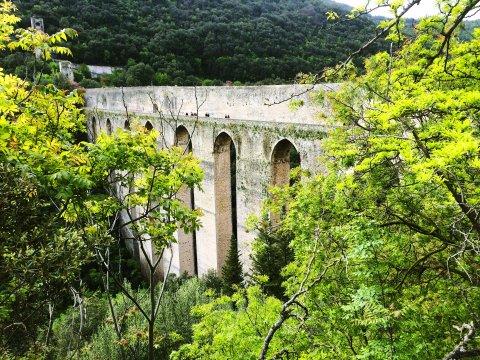 Brücke bei Spoleto