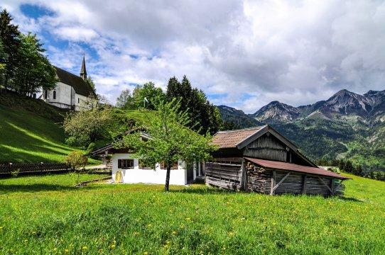 Chiemgau Bayerische Voralpen_12