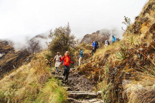 Auf dem Inka Trail_2