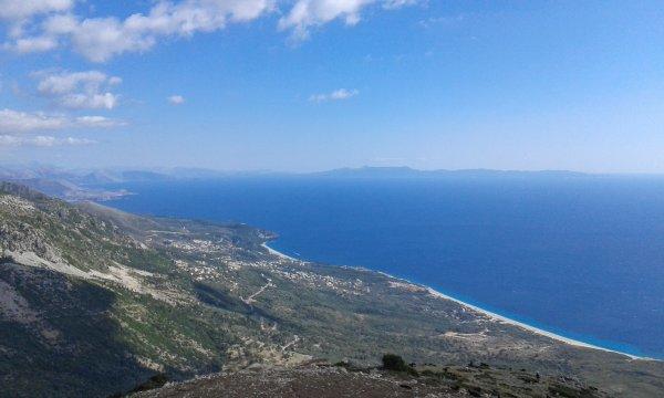 Trekkingrad_Albanien06