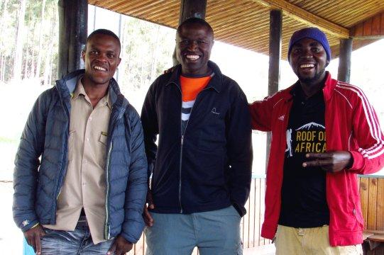 Guides am Kilimanjaro_2