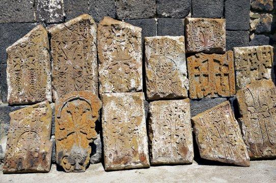 Kreuzsteine Fragment