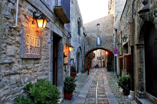 Sizilianisches Gässchen