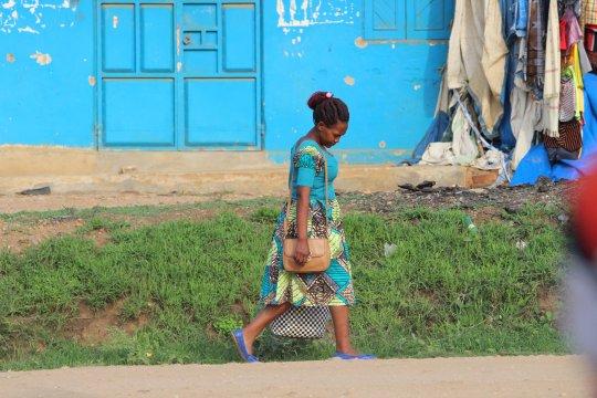 Uganda-Frau-in-Uganda