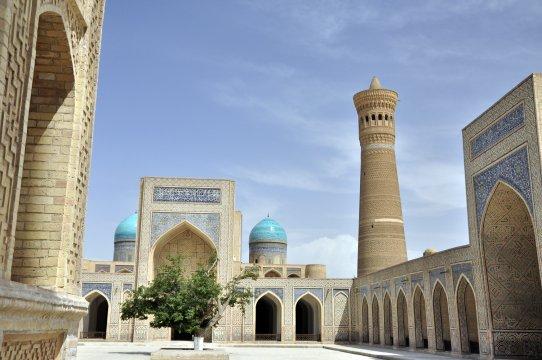 Kalon-Moschee in Buchara
