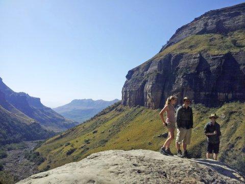 Wanderung Drakensberge 2