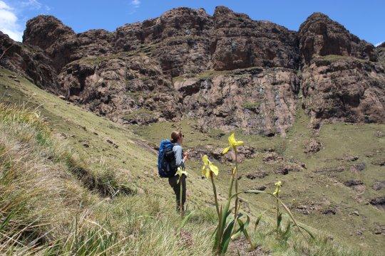 Wanderung zum Sentinel Peak