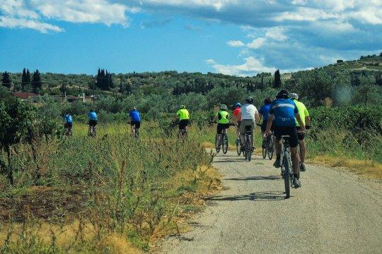 Biketour Peloponnes 01