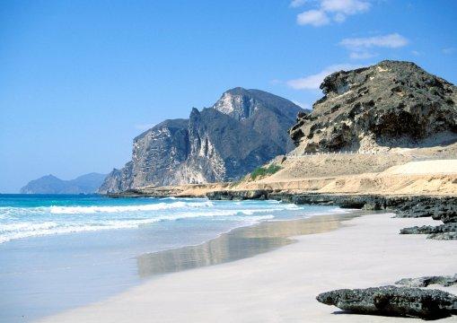 Dhofar Salalah Strand