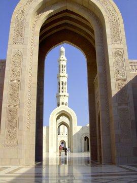Sultan_Qaboos_MoscheeSultan Qaboos Moschee_2