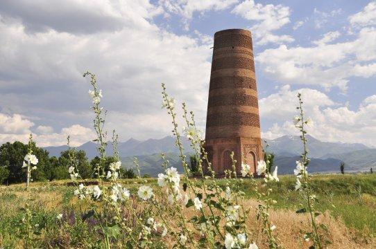 Burana-Turm bei Tokmok