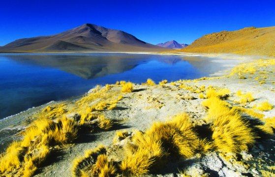 Lagune Altiplano 2