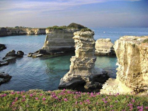 Felsküste bei Otranto
