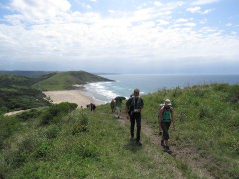 Südafrika-wildcoast-walk-Küste