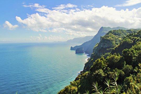 Die Nordküste Madeiras
