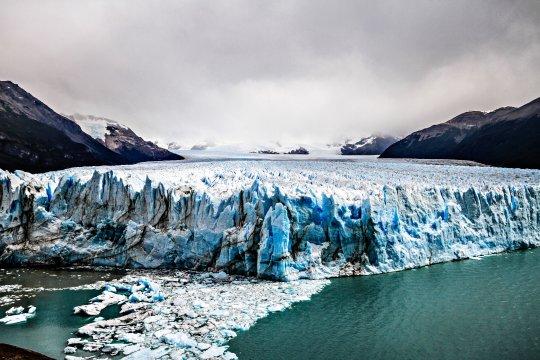 Am Perito Moreno