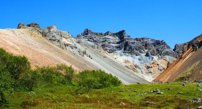 Vulkanlandschaft 2