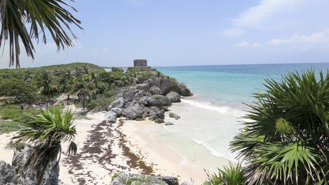 Mexiko Quintana Roo Tulum_3