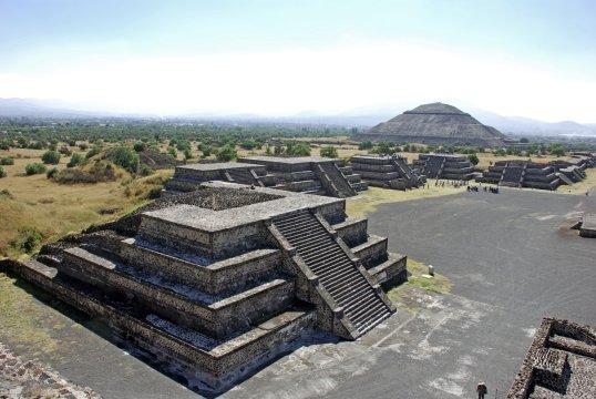 Mexiko Maya Teotihuacan_2
