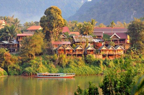 Aussichtspunkt Nong Khiaw
