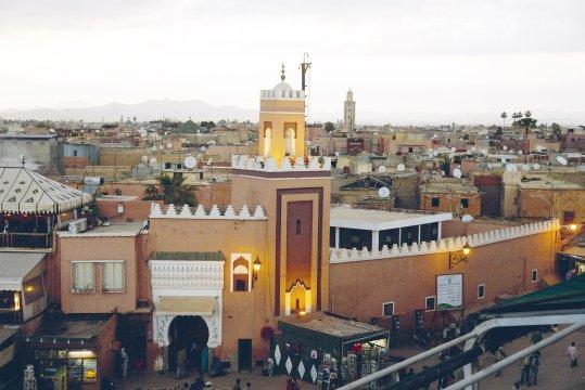 Marrakech Jemaa el Fna 2
