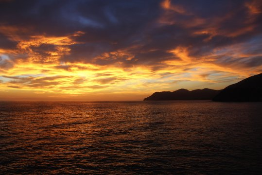 Mediterraner Sonnenuntergang_2