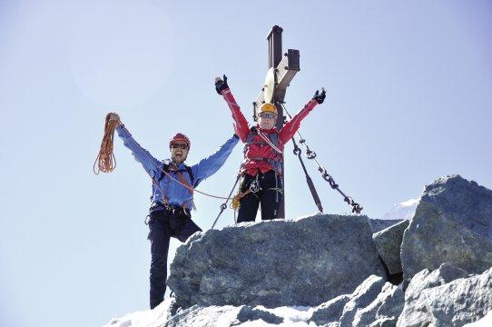 Gipfel Großglockner 2
