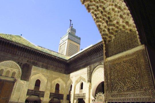 Madrasa Bu Inaniya von Fes_2