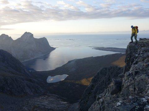 Aussicht von den Westfjorden