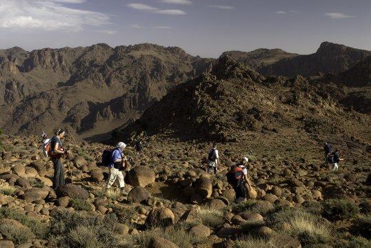 Trekking im Saghro