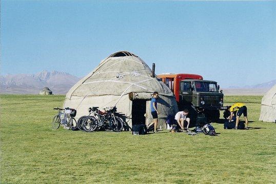 MTB Kirgistan